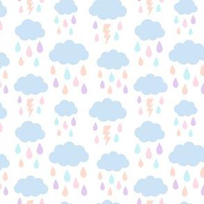Rainy Day White
