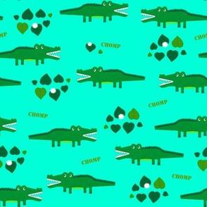 Alligator Chomp!
