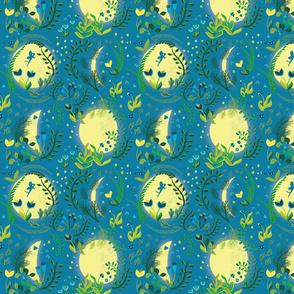 Fairies in Moonlight