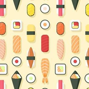 Sushi Yellow