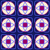 Nucleus Magenta Blue