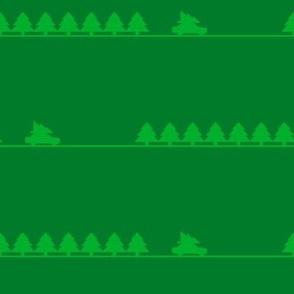 E30 Trees - Green