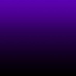Black and Purple Ombre