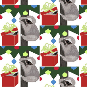 Sloths for Christmas