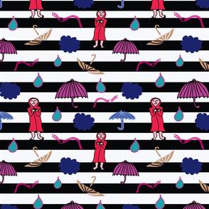Trendy Rain