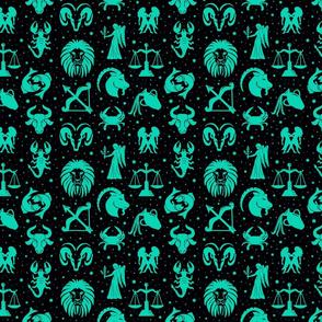 Zodiac stars medium