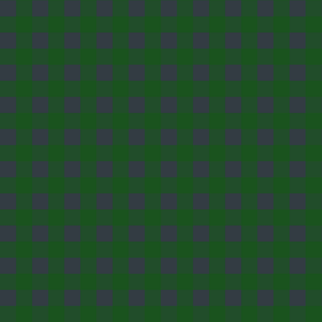 """8"""" Blue and Green Plaid fabric by shopcabin on Spoonflower - custom fabric"""