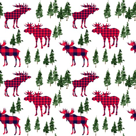 Woodland_moose_in_plaid_shop_preview