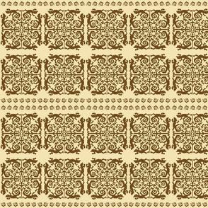Fair Isle Hawaiian Design