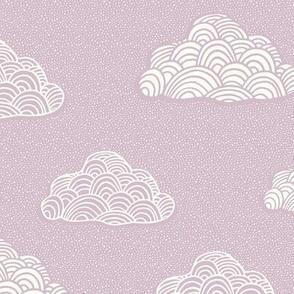 Cumulus Cloud Lavender - MED