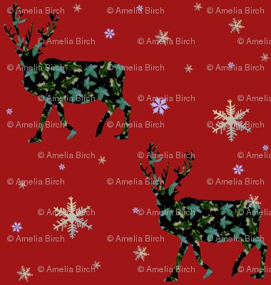 Yule Reindeer