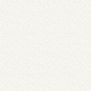 Random Dot Blender - Gray on Warm White