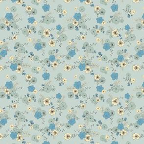 anemones blue