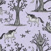 Good night in lavender