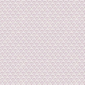 Scallops Soft Lavender