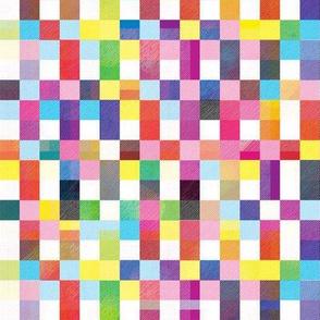 Modern Quilt - Summer Bright - SM
