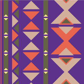 Fat Quater Design - blanket midnight