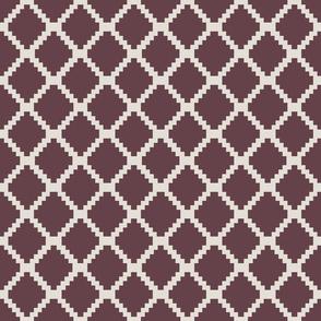 connected grey _ maroon