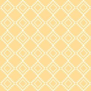 Southwestern Blanket_ yellow