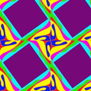Dancing Girl Pattern