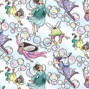 Fairies and Bubbles