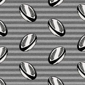 rugby ball fabric - new zealand all blacks rugby fabric, rugby fabric, sports fabric, black and white rugby all, sport fabric - stripes with ferns