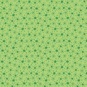 Green Spidies