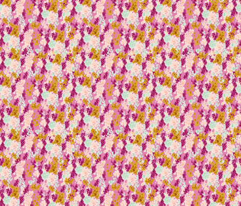 champagne fizz // small // 75-13 fabric by ivieclothco on Spoonflower - custom fabric
