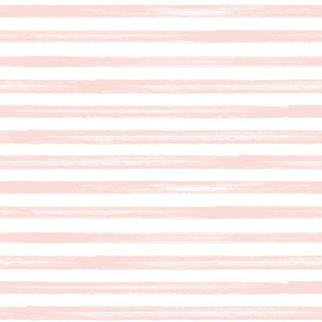 Marker Stripes - pale pink