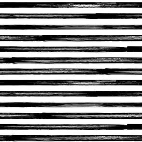 Marker Stripes - black
