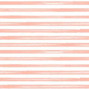 Marker Stripes - pink