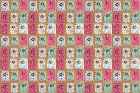 pop tart bears fabric by elingeling on Spoonflower - custom fabric