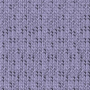 Violet knitted fabriс
