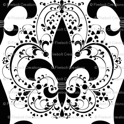 Fleur De Lis Wallpaper Challenge