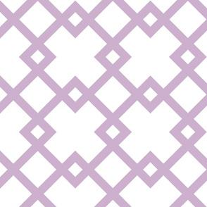 Hampton Diamond Lavender