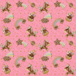 Gingerbread Unicorn!