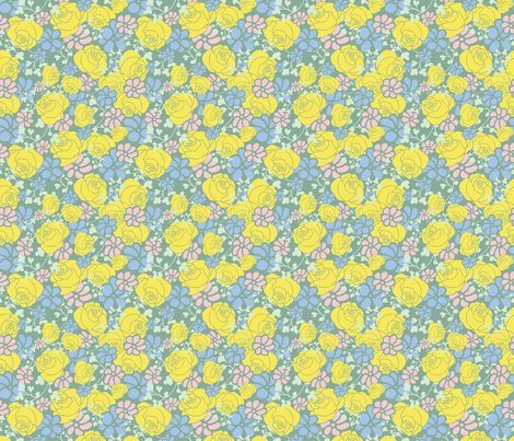 Rgreen_yellow_flowers_seaml_stock_shop_preview