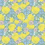 Rgreen_yellow_flowers_seaml_stock_shop_thumb