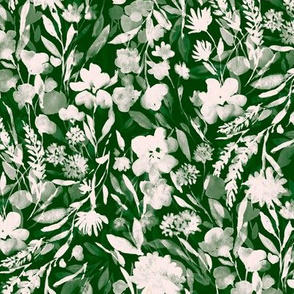upsidefloral winter green
