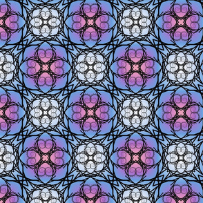 Fractals in Plaid
