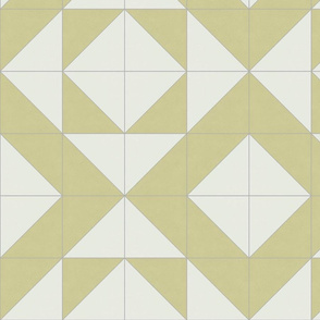 Yellow Diagonal 6