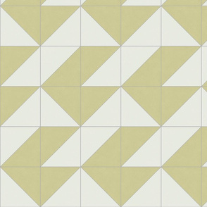 Yellow Diagonal 7