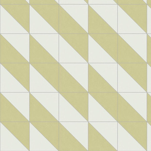 Yellow Diagonal 9