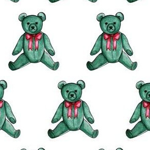 Classic Christmas Teddy