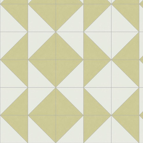 Yellow Diagonal 11