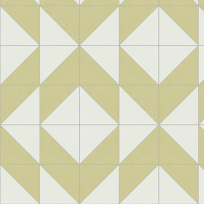 Yellow Diagonal 12
