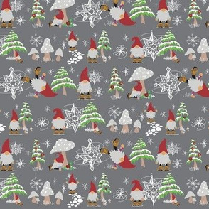 Winter Gnomes (Half Size)