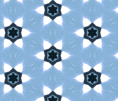 tiling_003_1Lotus on the Lake fabric by donnakivikko on Spoonflower - custom fabric