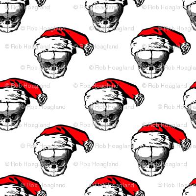 christmas skulls 3