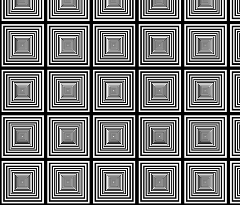 Squared fabric by anniedeb on Spoonflower - custom fabric